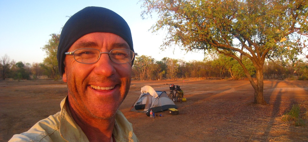 camping on the Gibb River Road, WA