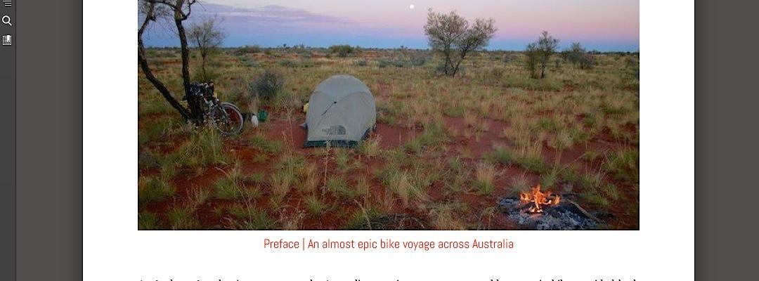 Heading West   an almost epic trip across Australia, ebook