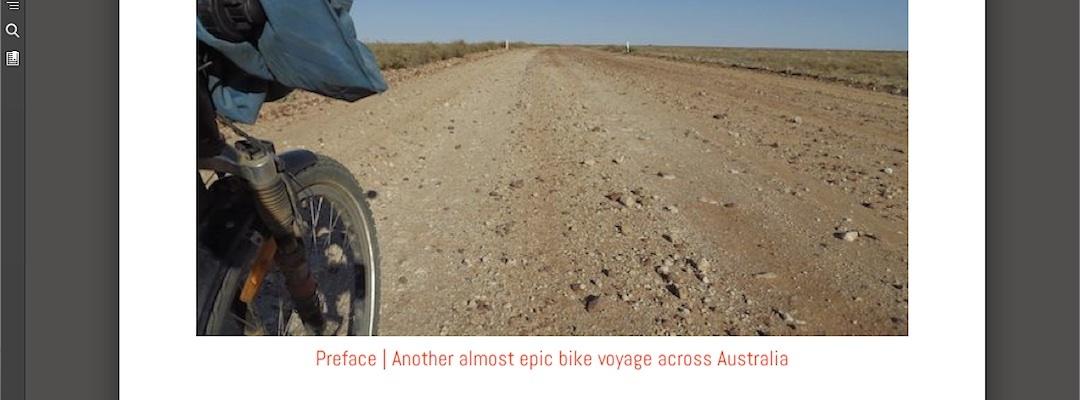 zzOz   zig zag across Australia, ebook image