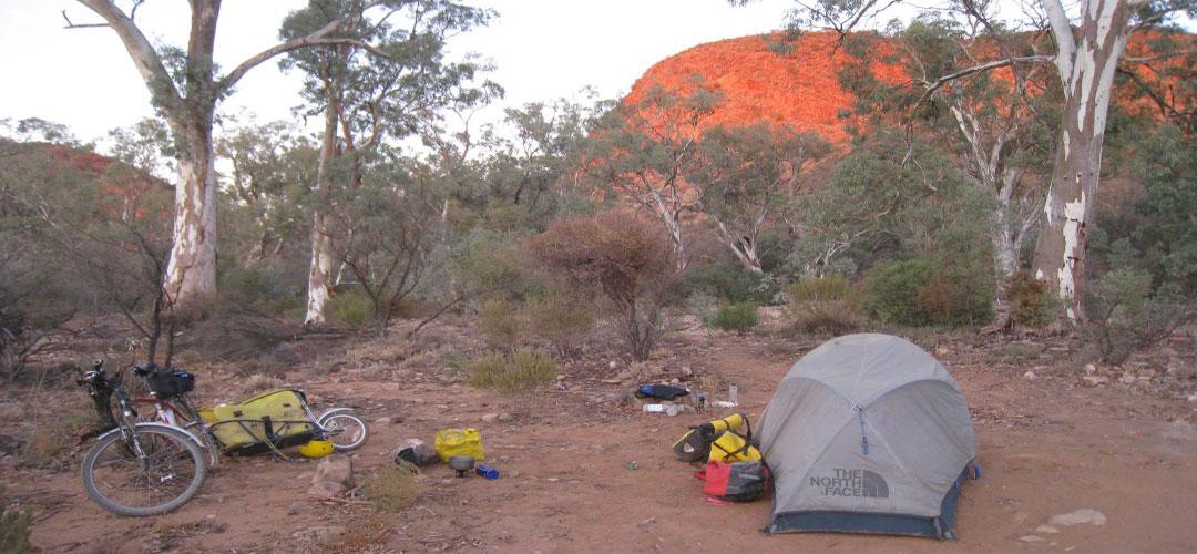 budget accommodation, Italowie Gorge, Flinders Ranges, South Australia