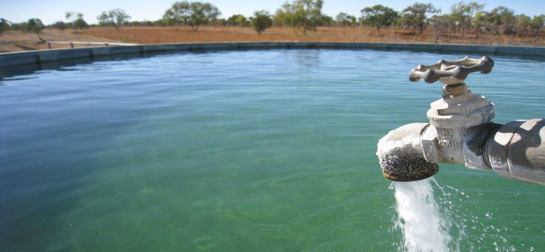 water, Bitumen Tank, Victoria Highway, Northern Territory