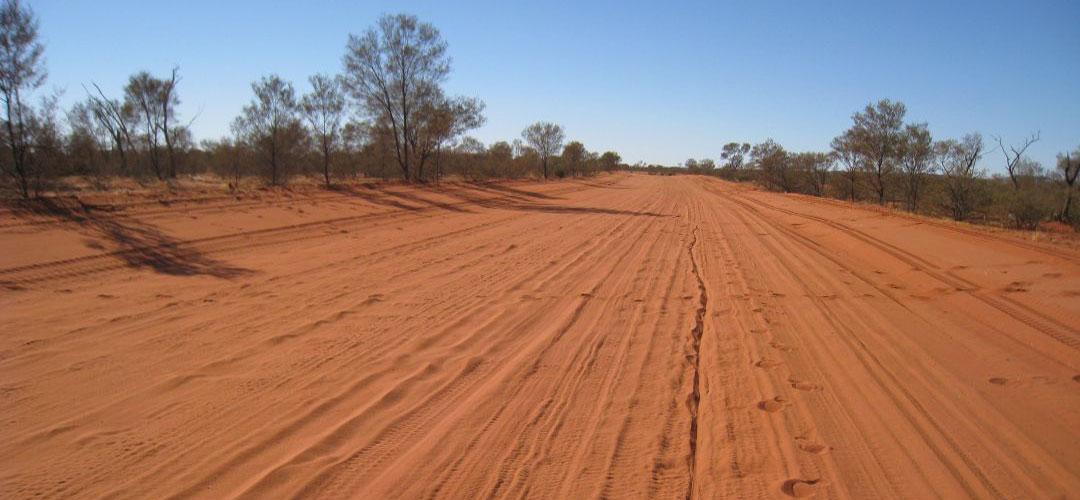 bicycle touring, Mereenie Loop, Northern Territory