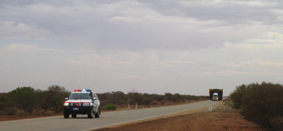 perils of bike touring, Meekatharra, Great Northern Highway, Western Australia