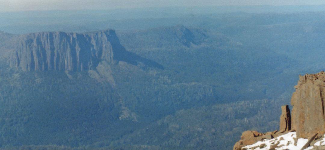 no bike up here, Tassie Trail, Tasmania