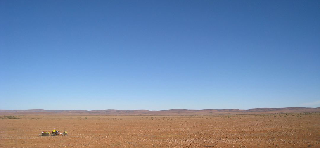 solo bike tour, Hawker on the Mawson Trail, South Australia