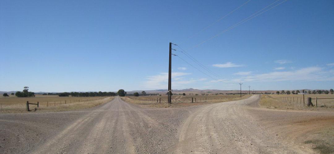 Bike trail? Laura, Mawson Trail, South Australia