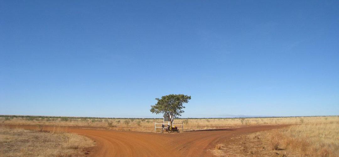 Buntine Highway, Northern Territory